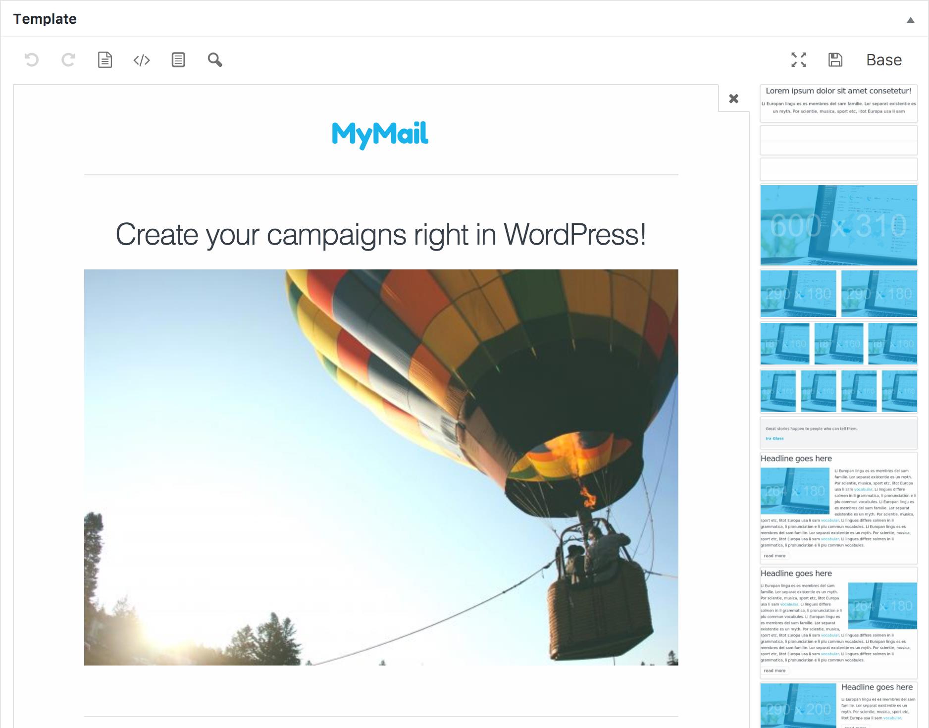 Mailster WordPress plugin