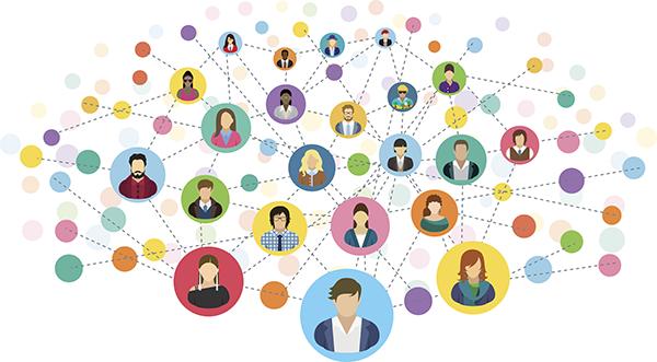 сетевой маркетинг структура