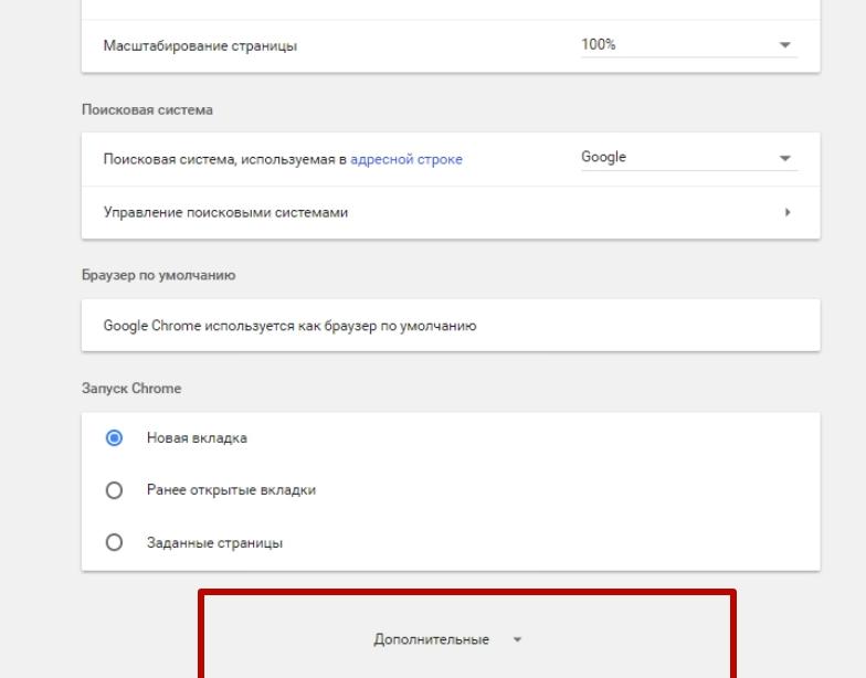 Отказ от уведомлений в Google Chrome